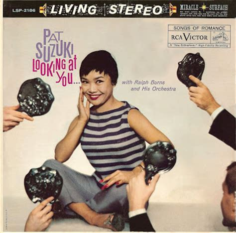I'm Learning To Share! Pat Suzuki  Looking At You (1960