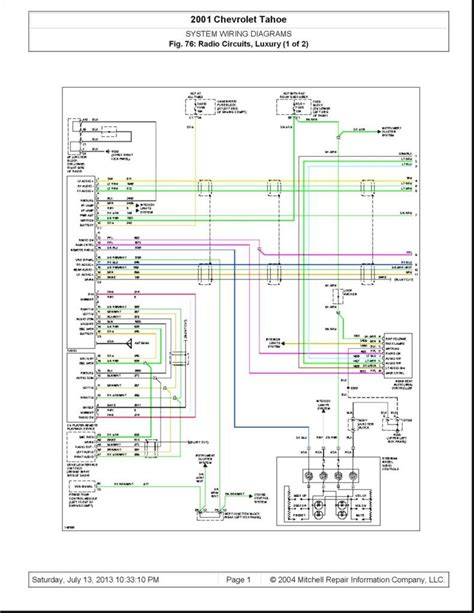 Chevy Impala Radio Wiring Diagram Free