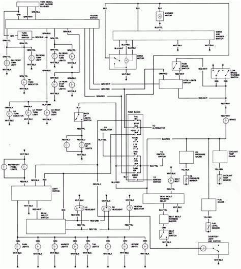 trending 1986 toyota wiring diagram repair guides