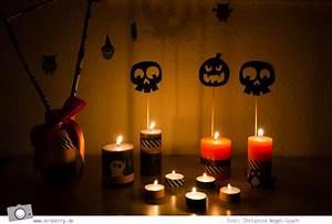 Gruselige Halloween Deko : diy halloween dekoration selbst basteln ~ Markanthonyermac.com Haus und Dekorationen