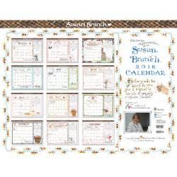 susan branch desk pad 2018 tf publishing calendars com