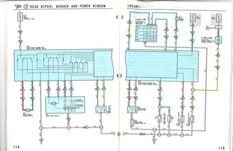 wiring diagram toyota 4runner forum 4runners