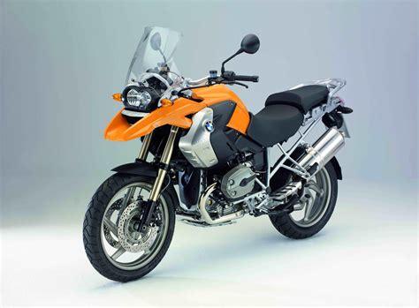 2008 Bmw R 1200 Gs  Top Speed