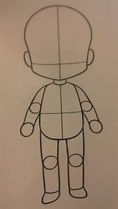 FREE chibi body template by KaotikKupkake on DeviantArt