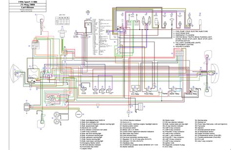 Ducati Evo 1100 Wiring Diagram by Index Of Schemas Electriques Gb 1100