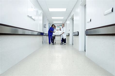 stonhard s stonres rtz seamless floor system is a solution for any healthcare