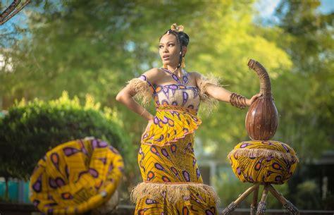 african wedding libreville mariage coutumier gabonais