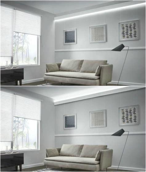 Led Indirekte Beleuchtung Fürs Wohnzimmer by Stuckleisten Led Indirekte Beleuchtung Wohnzimmer Weiss