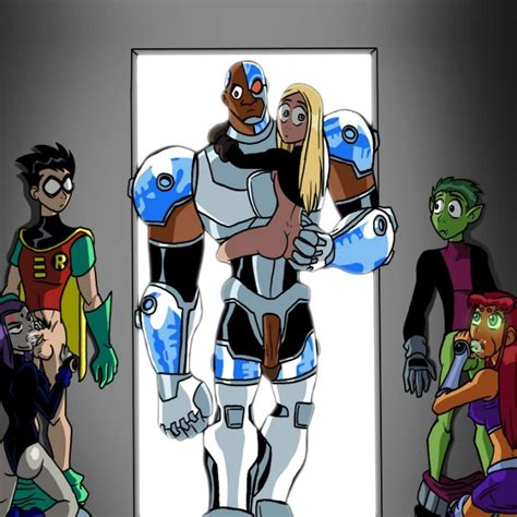 Teen Titans Porn  Animated Rule 34 Animated