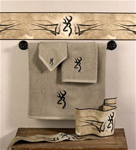 browning buckmark bathroom set browning buckmark towel set