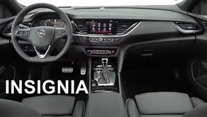 Opel Insignia 2017 : 2017 opel insignia interior youtube ~ Medecine-chirurgie-esthetiques.com Avis de Voitures