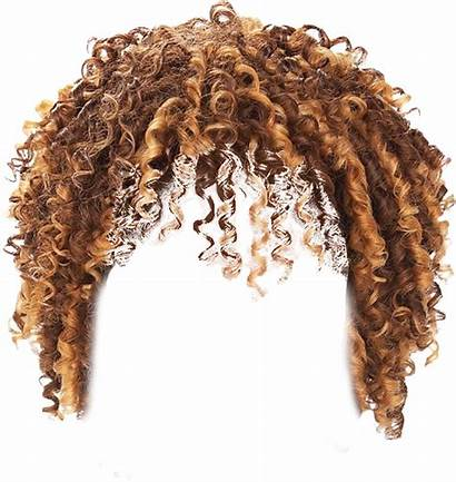 Curly Transparent Afro Pelo Perruque Freepngimages Cabelo