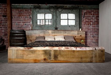 rustic bedroom 21 industrial bedroom designs decoholic Industrial