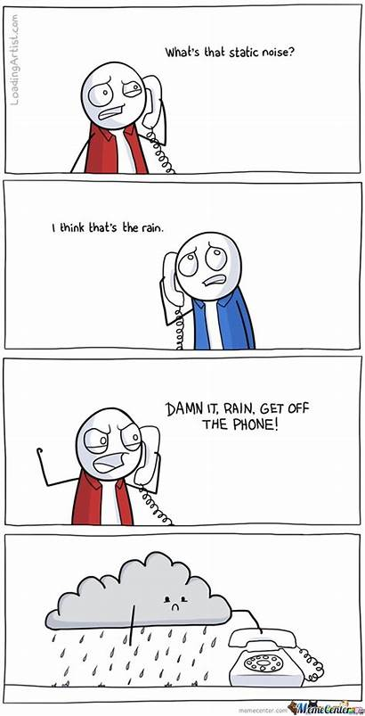 Rain Noise Meme Funny Away Comic Hilarious