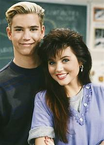 Zack Morris and Kelly Kapowski | Best TV Couples of All ...