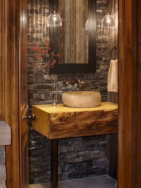 bathroom wall decor rustic bathroom ideas inspiring bathroom design and Rustic