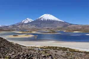 Andes Mountains Bolivia