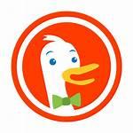 Duckduckgo Google Duck Icon Engine Engines Clipart