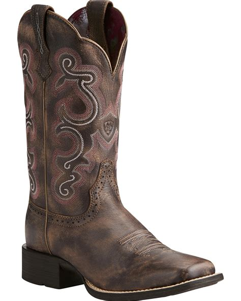 Boot Barn Boots Sale by Ariat S Quickdraw Western Boots Boot Barn