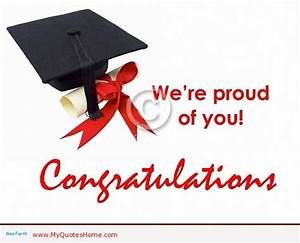 30 Wonderful Congratulations On Graduation Wishes Pictures