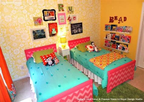 Best Images About Nursery & Kid's Room Stencils On