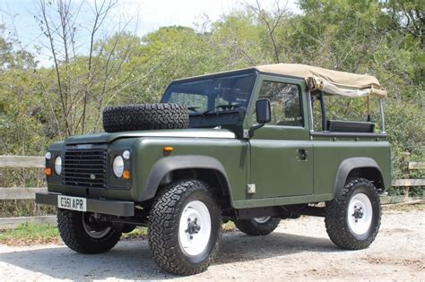 Land Rover Defender 90 For Sale On Car And Classic Uk