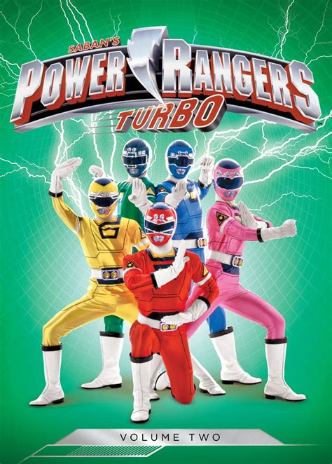 Featured Movies Power Rangers Turbovoulme 2