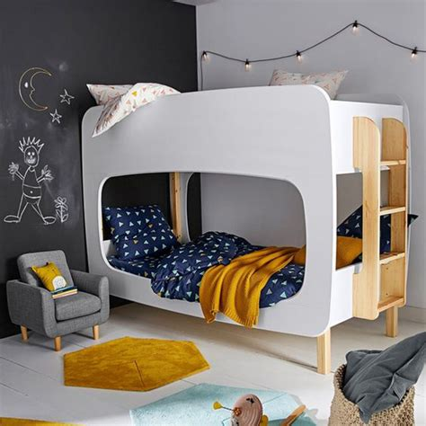 65 chic bedroom decorating ideas for teen girls. 37 Bunk Bed Design Solutions For Small Kids Bedroom ...