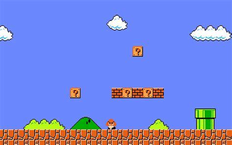 Mario History Super Mario Bros 1985 Nintendo Life