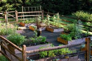 kitchen garden design ideas garden design ideas landscape farmhouse with potted plants potted plants walled garden