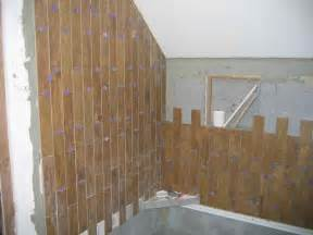 bathroom ceramic wall tile ideas wood grain ceramic tile planks feel the home