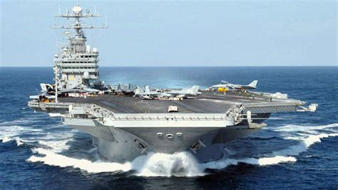 Navy Aircraft Carrier Wallpaper Hd Pictures 4 Hd