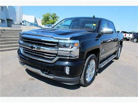 chevrolet silverado  high country central regina