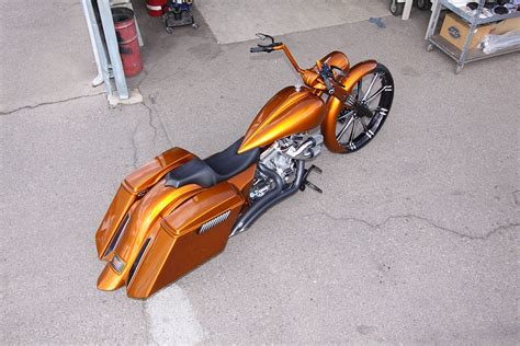 Paul Yaffe Bagger Nation Pictures Bikes
