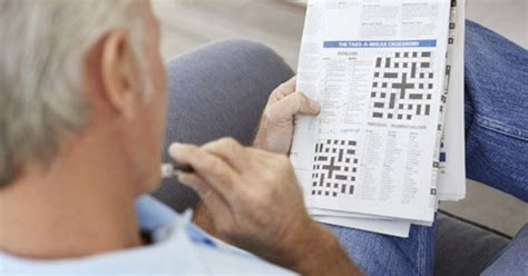 Free Large Print Crossword Puzzles For Seniors