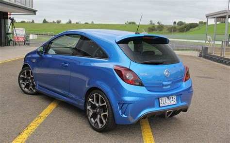 2013 Opel Corsa Opc Review Caradvice