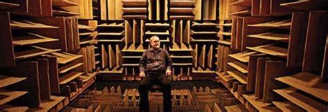 chambre acoustique dans cette chambre acoustique vous devenez le avant