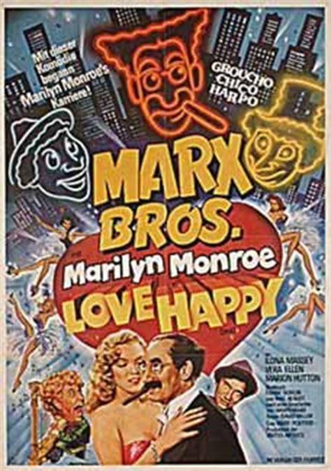 love happy   marx brothers