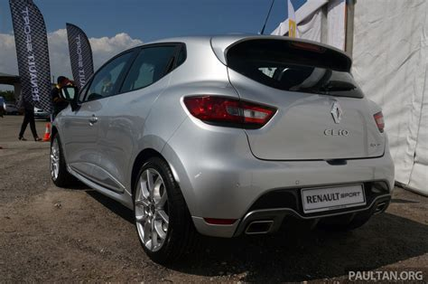 Renault Clio Rs 200 Edc Launched Rm172888 Image 237191