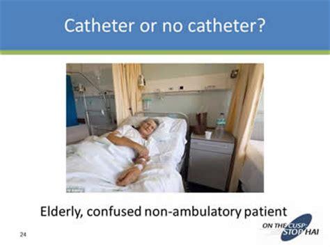 cauti preventing catheter  urinary