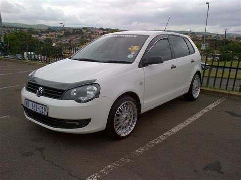volkswagen polo white modified 17 best images about modified vw on pinterest polos