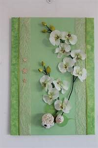 tableau avec orchidee maison design wibliacom With chambre bébé design avec tableau avec fleur orchidee