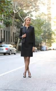Women Business Suits Interview