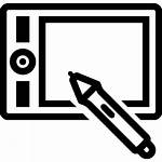Tablet Icon Hardware Computer Wacom Icons Icons8