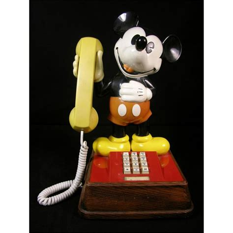 mickey mouse phone 1970s mickey mouse phone i got one for my 13th birthday