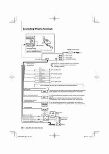 Kenwood Excellon Sub Wiring Diagram
