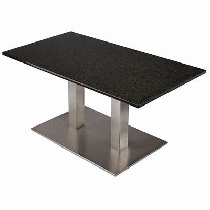 Granite Table Base Tops Dining Coffee Marble