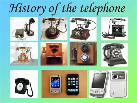 history of phones the gallery for gt history of the telephone