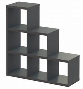 Bibliothèque Escalier Ikea : biblioth que escalier next gris s parations but ~ Teatrodelosmanantiales.com Idées de Décoration