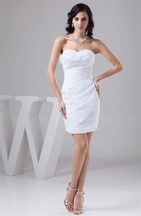 white sexy homecoming dress unique western formal elegant